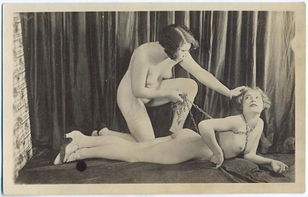 Vintage bdsm pictures